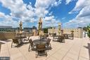 Rooftop deck - 11800 SUNSET HILLS RD #126, RESTON
