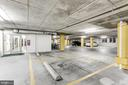 Parking space close to door to elevator - 11800 SUNSET HILLS RD #126, RESTON