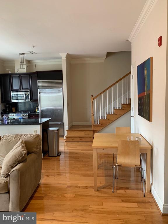 Living Room - 1210 NW R ST NW #313, WASHINGTON