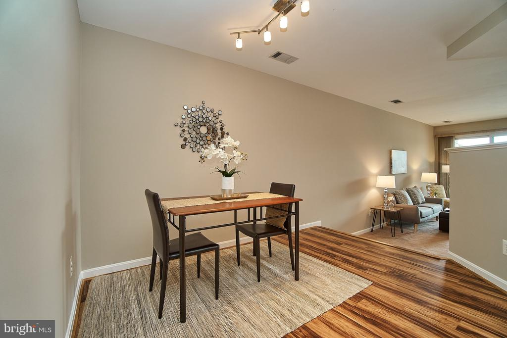 Dining Room - 11180 HARBOR CT, RESTON