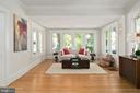 Ideal living and entertaining spaces - 801 N JACKSON ST, ARLINGTON