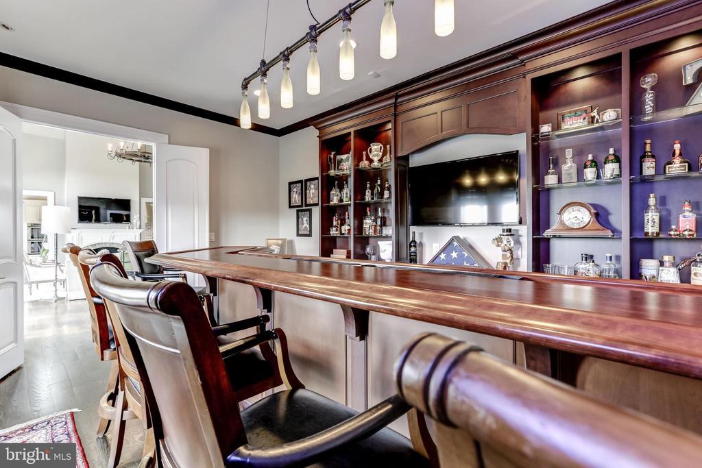 Bar room - 22883 CREIGHTON FARMS DR, LEESBURG
