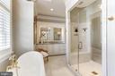 Master Bathroom - 22883 CREIGHTON FARMS DR, LEESBURG