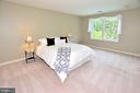 3RD BEDROOM - 47233 MIDDLE BLUFF PL, POTOMAC FALLS