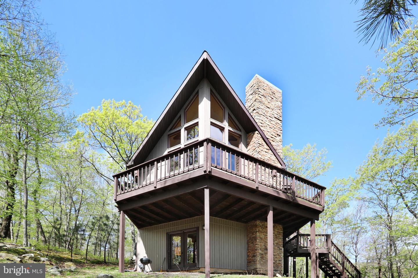 Single Family for Sale at 599 Breathless Way Berkeley Springs, West Virginia 25411 United States