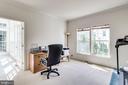 Main floor office - 3813 NALLS RD, ALEXANDRIA