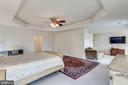 Tray ceiling - 3813 NALLS RD, ALEXANDRIA