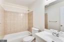 Bathroom 4 (basement) - 3813 NALLS RD, ALEXANDRIA