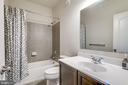 Upgraded Full Bath - 23506 BELVOIR WOODS TER, ASHBURN