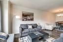 Living Room - 23506 BELVOIR WOODS TER, ASHBURN
