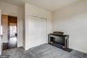 Spacious Third Bedroom - 23506 BELVOIR WOODS TER, ASHBURN