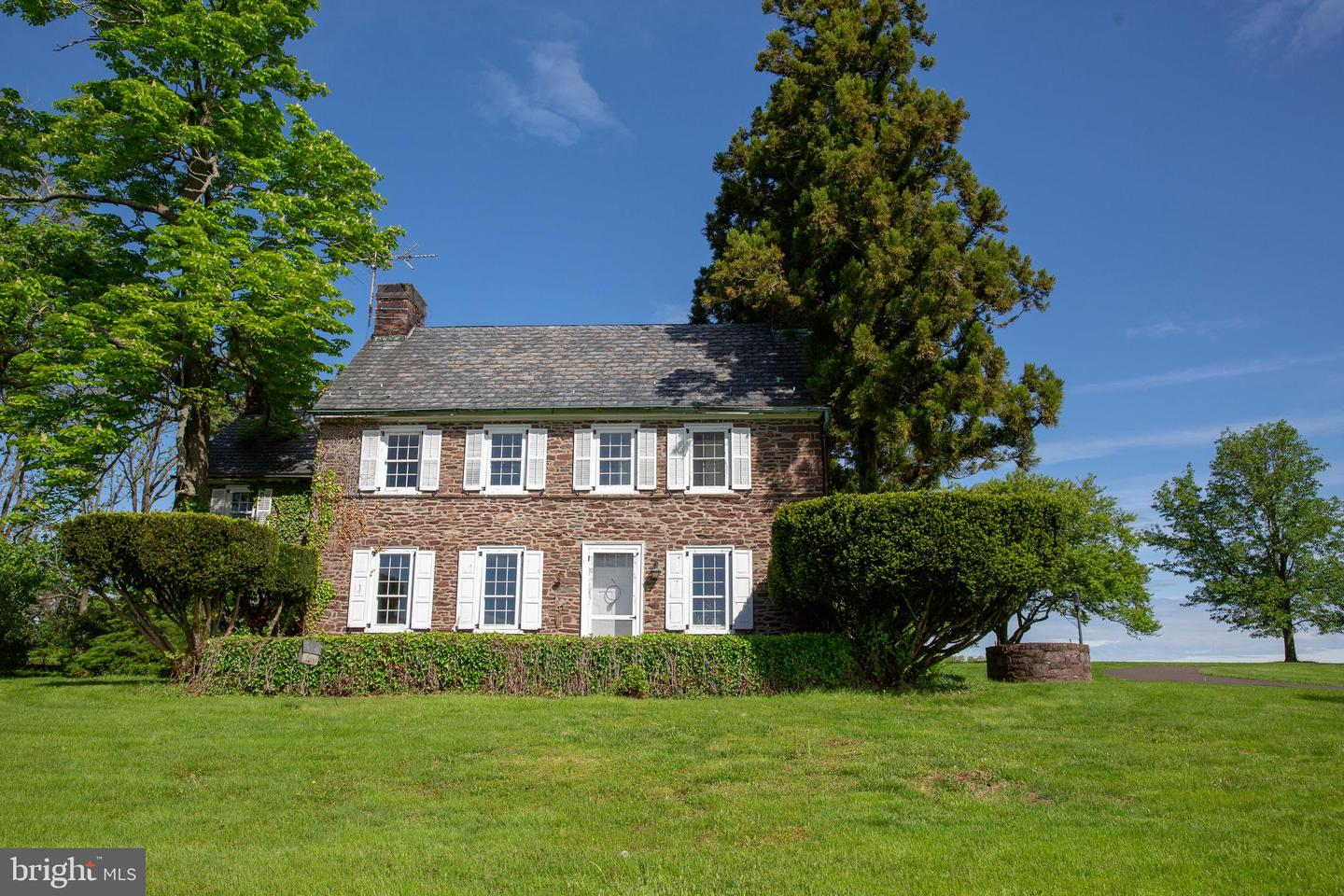 Single Family Homes for Sale at Ottsville, Pennsylvania 18942 United States