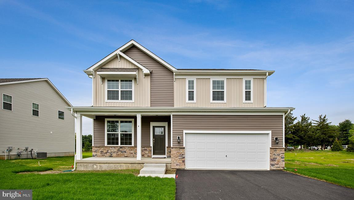 Single Family Home for Sale at Burlington Township, New Jersey 08016 United States