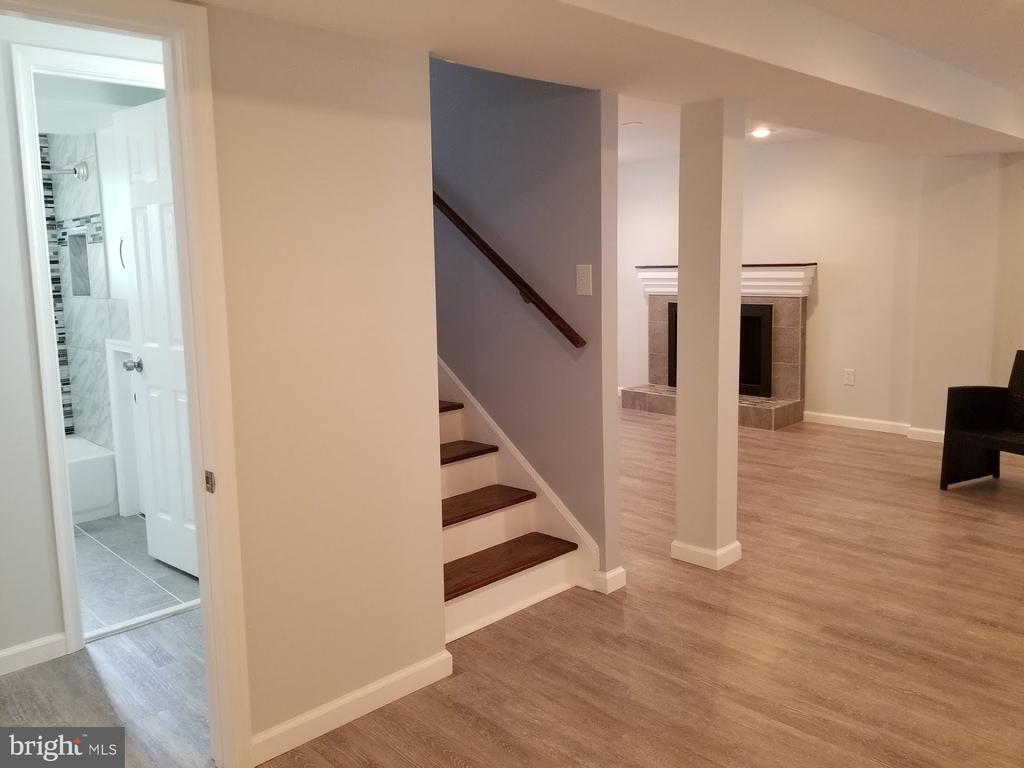 Basement with Full Bath - 508 69TH PL, CAPITOL HEIGHTS