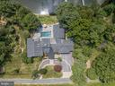 Aerial view of property - 1820 MILVALE RD, ANNAPOLIS