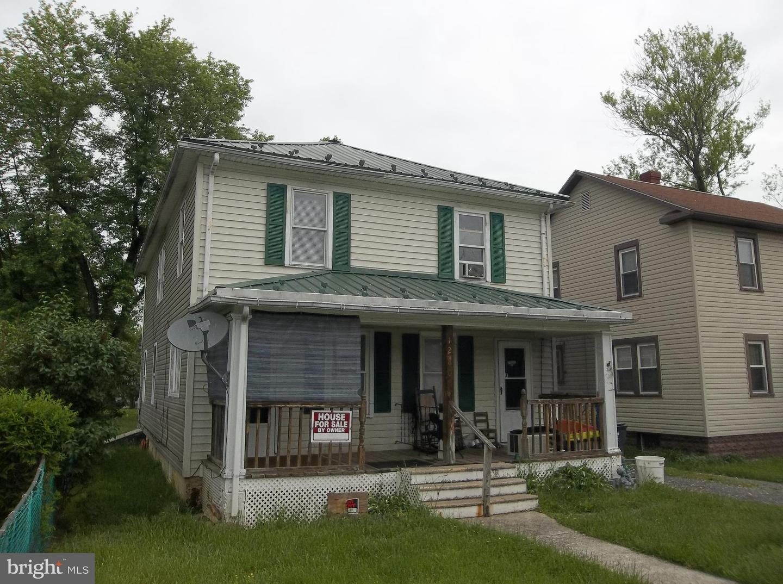 Duplex Homes pour l Vente à Cresaptown, Maryland 21502 États-Unis