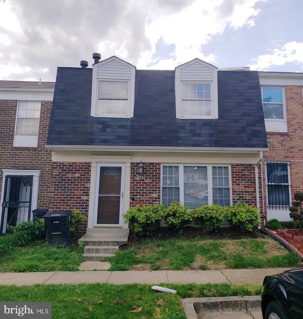 7507 COURTNEY PLACE, LANDOVER, Maryland