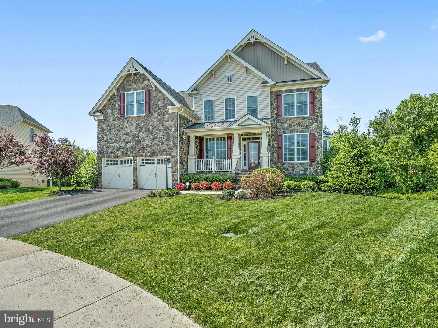 Single Family for Sale at 24346 Sparrow Pond Ct Aldie, Virginia 20105 United States