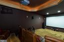 Theater Room - 43122 ROCKY RIDGE CT, LEESBURG
