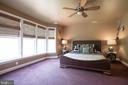 Master Bedroom - 43122 ROCKY RIDGE CT, LEESBURG