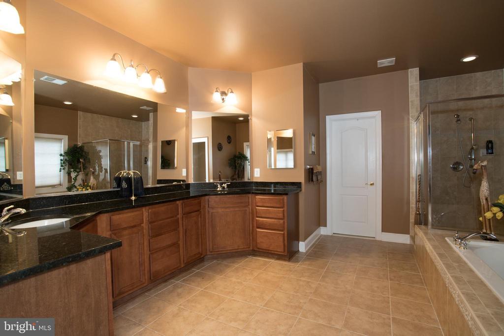 Master Bathroom - 43122 ROCKY RIDGE CT, LEESBURG