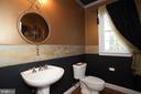 Half Bath 2 - 43122 ROCKY RIDGE CT, LEESBURG