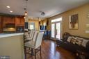 Kitchen - 43122 ROCKY RIDGE CT, LEESBURG
