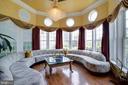 Sitting room - 43122 ROCKY RIDGE CT, LEESBURG