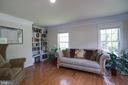 Living room - 43122 ROCKY RIDGE CT, LEESBURG