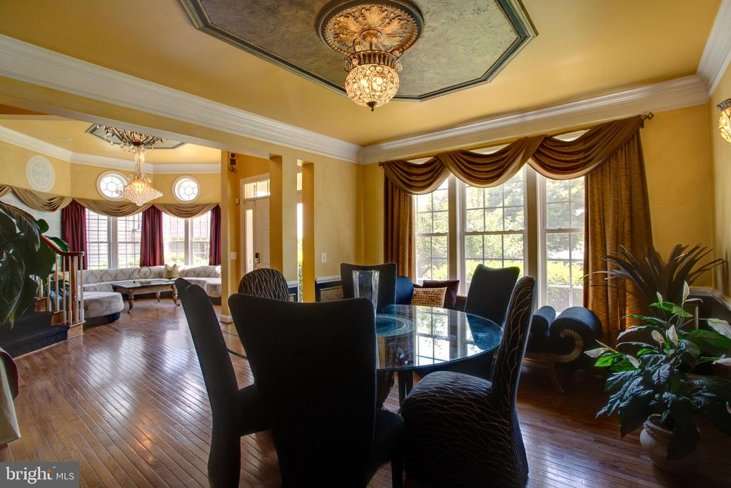 Dining room - 43122 ROCKY RIDGE CT, LEESBURG
