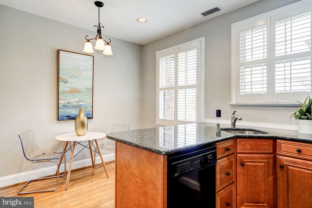Granite Counter Tops + More Dining - 3900 CONNECTICUT AVE NW #506-G, WASHINGTON