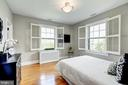 Spacious Bedroom with Two Exposures - 3900 CONNECTICUT AVE NW #506-G, WASHINGTON