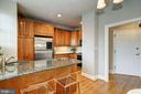 Quality Wood Cabinets + Breakfast Bar - 3900 CONNECTICUT AVE NW #506-G, WASHINGTON
