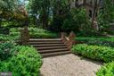 Grounds with Flower Beds + Shade Trees - 3900 CONNECTICUT AVE NW #506-G, WASHINGTON
