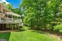 Tranquil private wooded setting! - 3530 SAINT AUGUSTINE LN, OAKTON