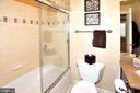 BEDROOM #5 BATH-LOWER LEVEL - 4653 AUTUMN GLORY WAY, CHANTILLY