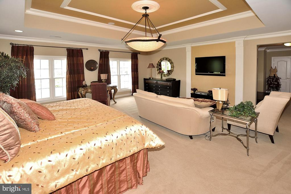 OWNERS BEDROOM SUITE - 4653 AUTUMN GLORY WAY, CHANTILLY