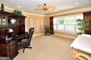 OWNERS SUITE SITTING ROOM - 4653 AUTUMN GLORY WAY, CHANTILLY
