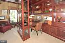 LIBRARY/OFFICE - 4653 AUTUMN GLORY WAY, CHANTILLY