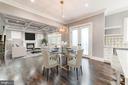 Eat in Kitchen - Open Floor Plan - 4030 18TH ST S, ARLINGTON