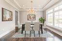 Formal Dining Room (Virtually Staged) - 4030 18TH ST S, ARLINGTON