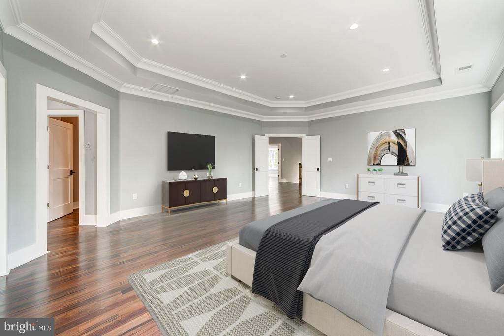 Master Bedroom - 4030 18TH ST S, ARLINGTON