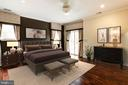 Owner's Suite (Upper Level) (1 of 6 Bedrooms) - 3502 PINETREE TER, FALLS CHURCH