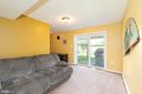 Lower level rec room - 1709 FAIRLEIGH CT NE, LEESBURG