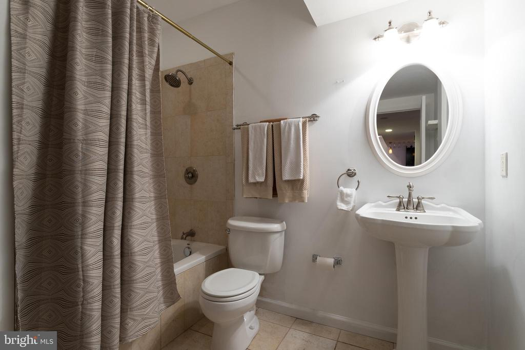 LL bathroom - 43122 ROCKY RIDGE CT, LEESBURG
