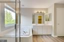 Master Bath - 46888 DUCKSPRINGS WAY, STERLING
