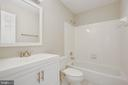 Full Bath - 46888 DUCKSPRINGS WAY, STERLING