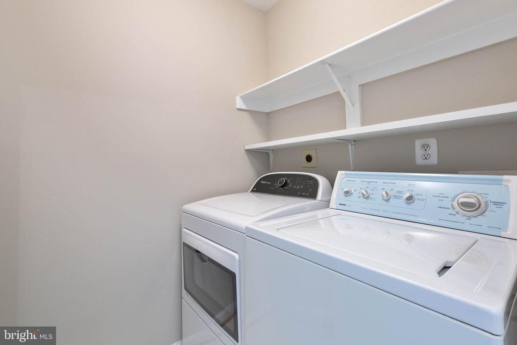Laundry - 46888 DUCKSPRINGS WAY, STERLING