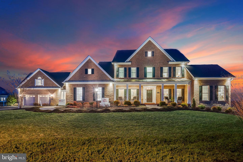 Single Family for Sale at 0 Raptor Ridge Way Leesburg, Virginia 20176 United States