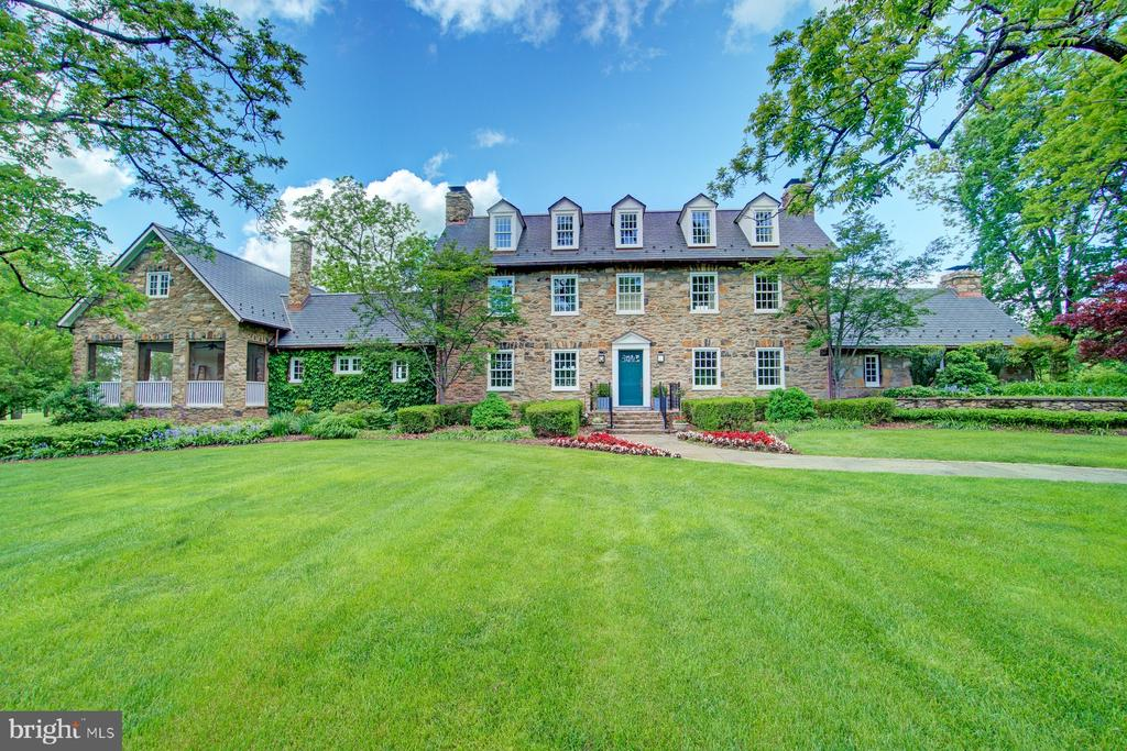 Country living at its finest - 22941 FOXCROFT RD, MIDDLEBURG